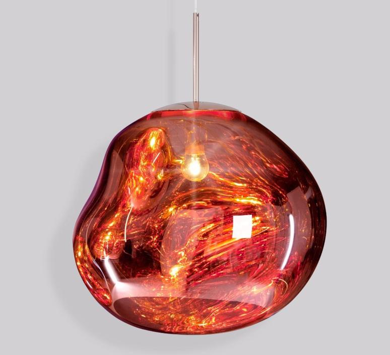 Melt tom dixon suspension pendant light  tom dixon mes01coeu   design signed 33997 product