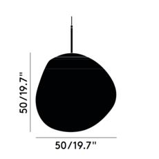 Melt tom dixon suspension pendant light  tom dixon mes01coeu   design signed 34006 thumb