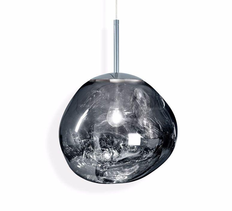 Melt mini tom dixon suspension pendant light  tom dixon mes02cheu   design signed 36820 product