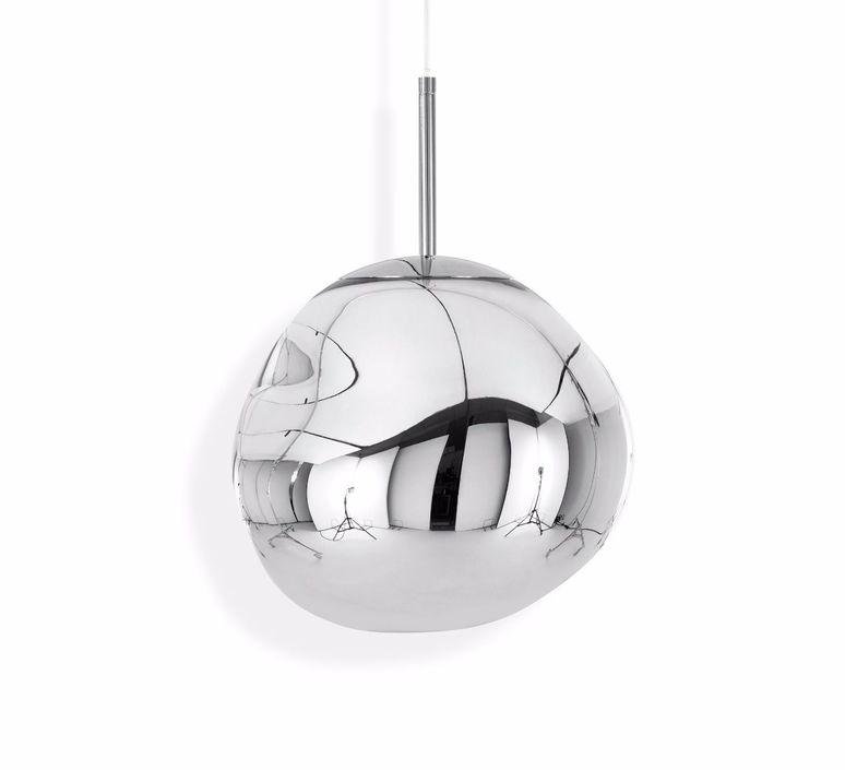 Melt mini tom dixon suspension pendant light  tom dixon mes02cheu   design signed 36821 product