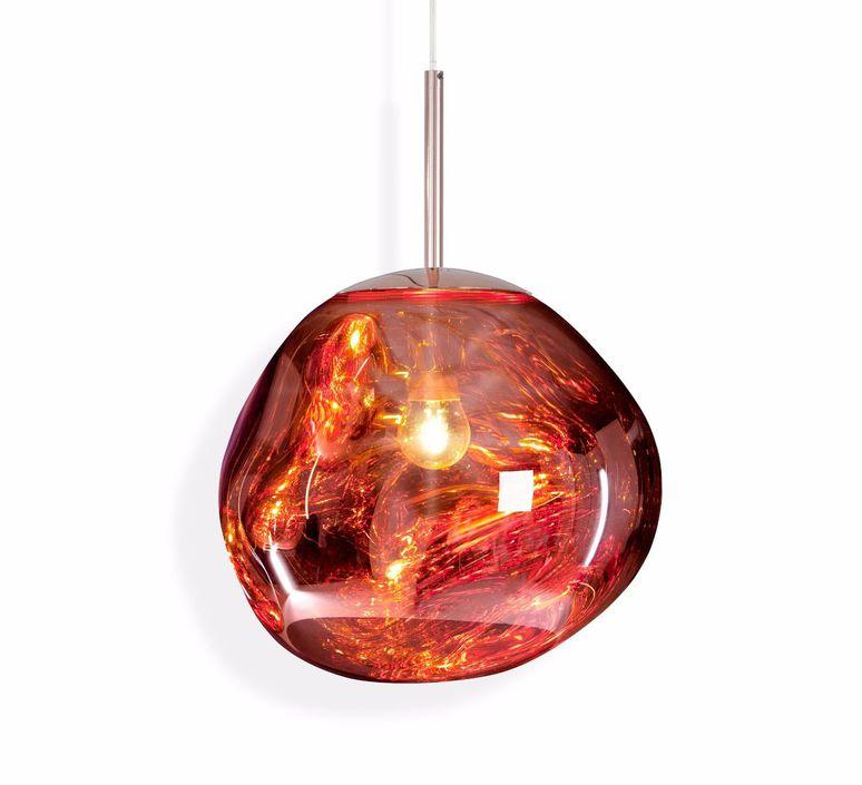 Melt mini tom dixon suspension pendant light  tom dixon mes02coeu  design signed 36806 product