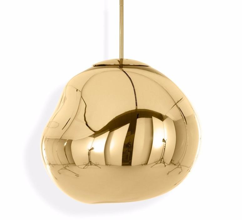 Melt tom dixon suspension pendant light  tom dixon mes01geu   design signed 67432 product
