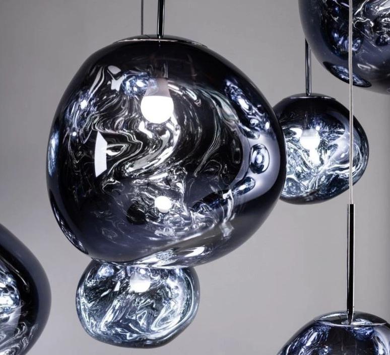 Melt tom dixon suspension pendant light  tom dixon mes01geu   design signed 67441 product