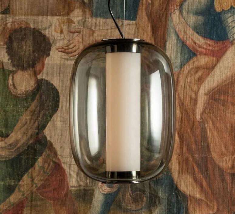 Meridiano grande gabriele oscar buratti suspension pendant light  fontanaarte f441790550nfle  design signed nedgis 113140 product