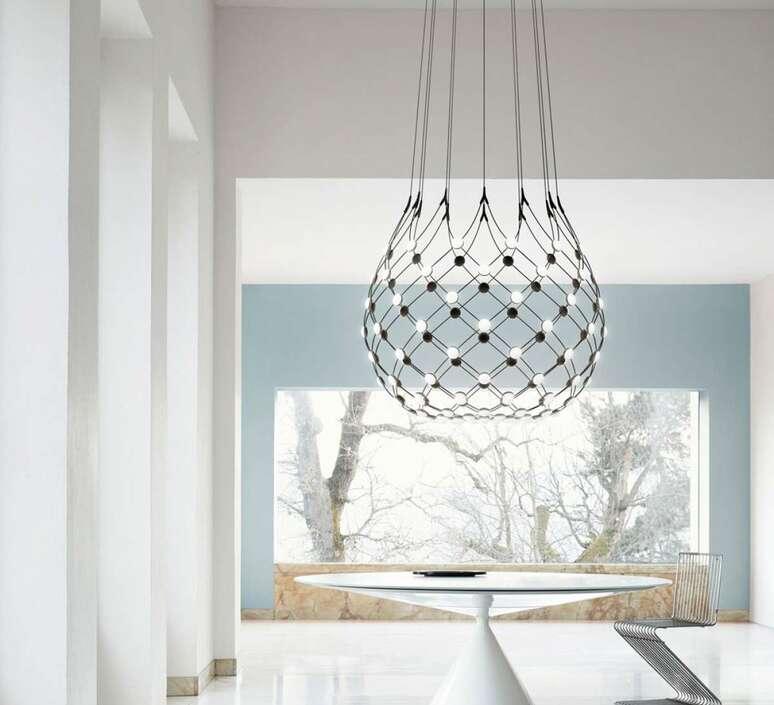 Mesh d86n francisco gomez paz suspension pendant light  luceplan 1d860n000001 1d860 t51001  design signed 98144 product