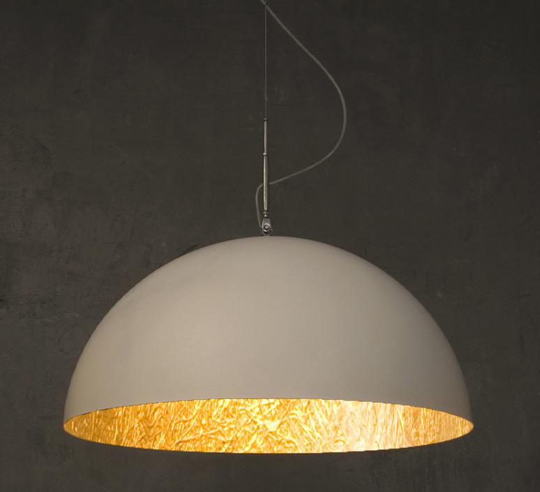 Mezza luna 2 ociluman suspension pendant light  in es artdesign in es0502bl o  design signed nedgis 116972 product