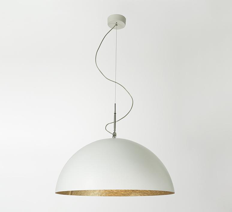 Mezza luna 2 ociluman suspension pendant light  in es artdesign in es0502bl o  design signed nedgis 116973 product