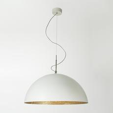 Mezza luna 2 ociluman suspension pendant light  in es artdesign in es0502bl o  design signed nedgis 116973 thumb