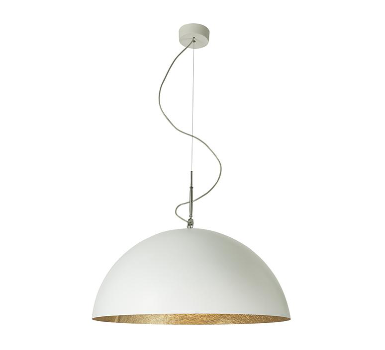 Mezza luna 2 ociluman suspension pendant light  in es artdesign in es0502bl o  design signed nedgis 116975 product