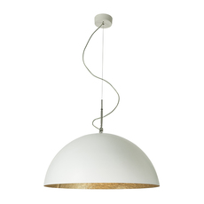 Mezza luna 2 ociluman suspension pendant light  in es artdesign in es0502bl o  design signed nedgis 116975 thumb