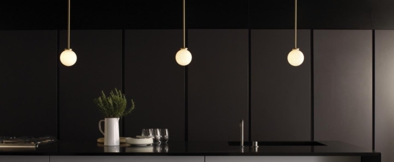 Suspension mezzo laiton o12cm h15cm cto lighting normal