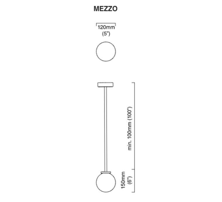Mezzo chris et clare turner suspension pendant light  cto lighting cto 01 125 0001  design signed 47920 product