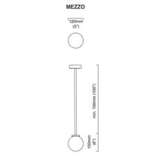 Mezzo chris et clare turner suspension pendant light  cto lighting cto 01 125 0001  design signed 47920 thumb
