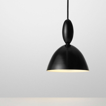 Suspension mhy noir l20 3cm h24 5cm muuto normal