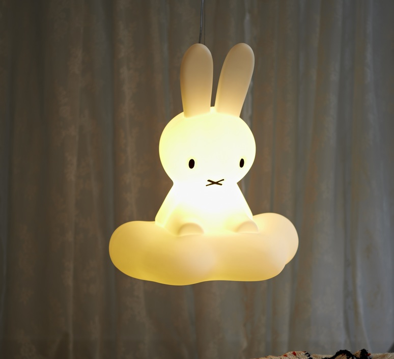 Miffy plafonnier jannes hak et lennart bosker stempels et co mrmiffyplaf luminaire lighting design signed 15006 product