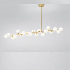 Mimosa gwendolyn et guillane kerschbaumer  atelier areti mimosa ceiling  luminaire lighting design signed 82010 thumb