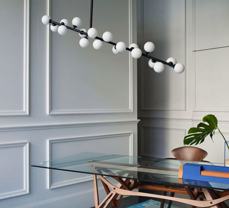 Mimosa gwendolyn et guillane kerschbaumer  atelier areti mimosa ceiling  luminaire lighting design signed 28993 product