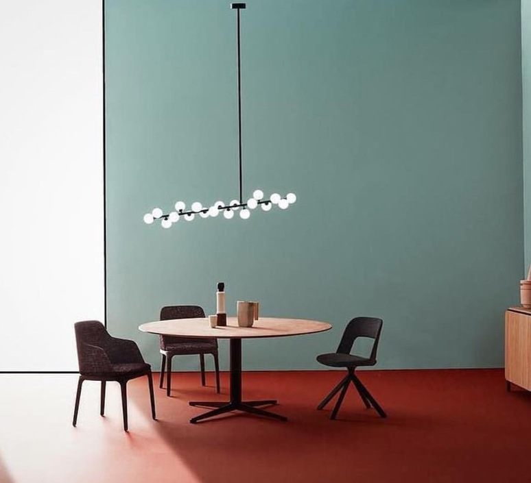 Mimosa gwendolyn et guillane kerschbaumer  atelier areti mimosa ceiling  luminaire lighting design signed 29057 product