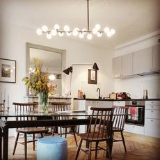 Mimosa gwendolyn et guillane kerschbaumer  atelier areti mimosa ceiling  luminaire lighting design signed 48340 thumb