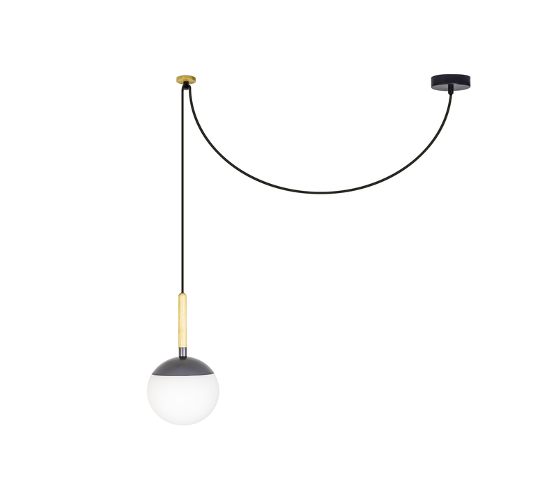 Mine space 1l  suspension pendant light  faro 28376 1l  design signed 57040 product