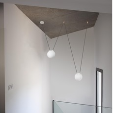 Mine space 2l  suspension pendant light  faro 28375 2l  design signed 38146 thumb