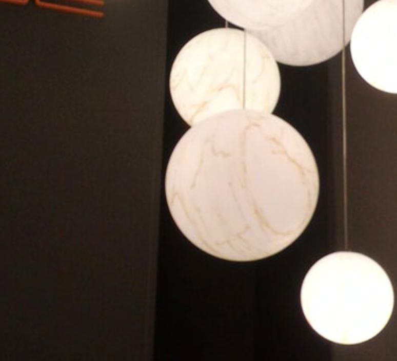 Mineral  suspension pendant light  slide lpsfm040 r  design signed 33173 product