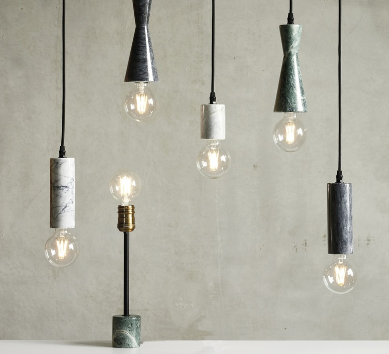 Mineral gm studio market set suspension pendant light  market set 651266  design signed nedgis 114209 product