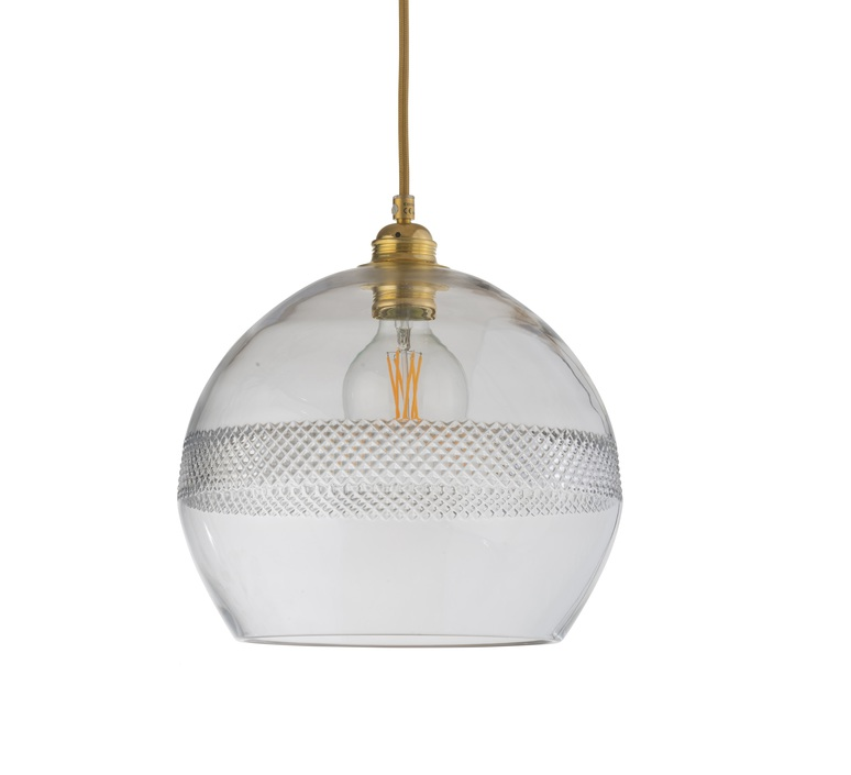 Mini check stripe crystal rowan 28 susanne nielsen suspension pendant light  ebb and flow la101512  design signed nedgis 72733 product