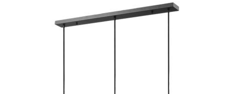 Suspension mini singapour 3l noir o90cm h200cm market set normal