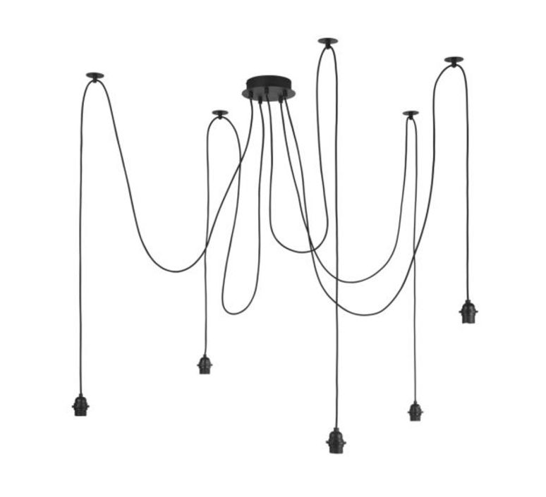 Mini singapour 5l studio market set suspension pendant light  market set 653790  design signed nedgis 70415 product