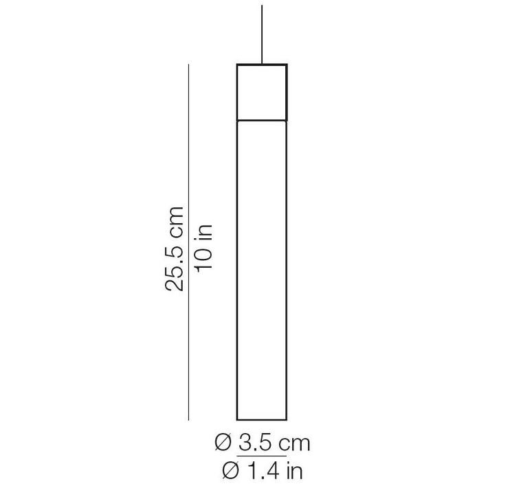 Minimal david pompa suspension pendant light  kundalini 380315n  design signed 42482 product
