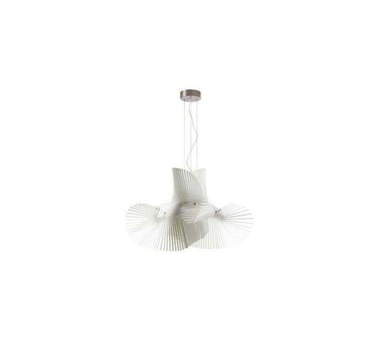 Gea s marivi calvo suspension pendant light  lzf dark gea s 24  design signed 31436 product