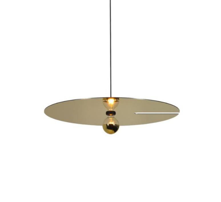 Mirro ceiling 3 0 13 9 design suspension pendant light  wever et ducre 6343e8gb0  design signed nedgis 67379 product