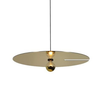 Suspension mirro ceiling 3 0 or o75cm h20cm wever ducre normal