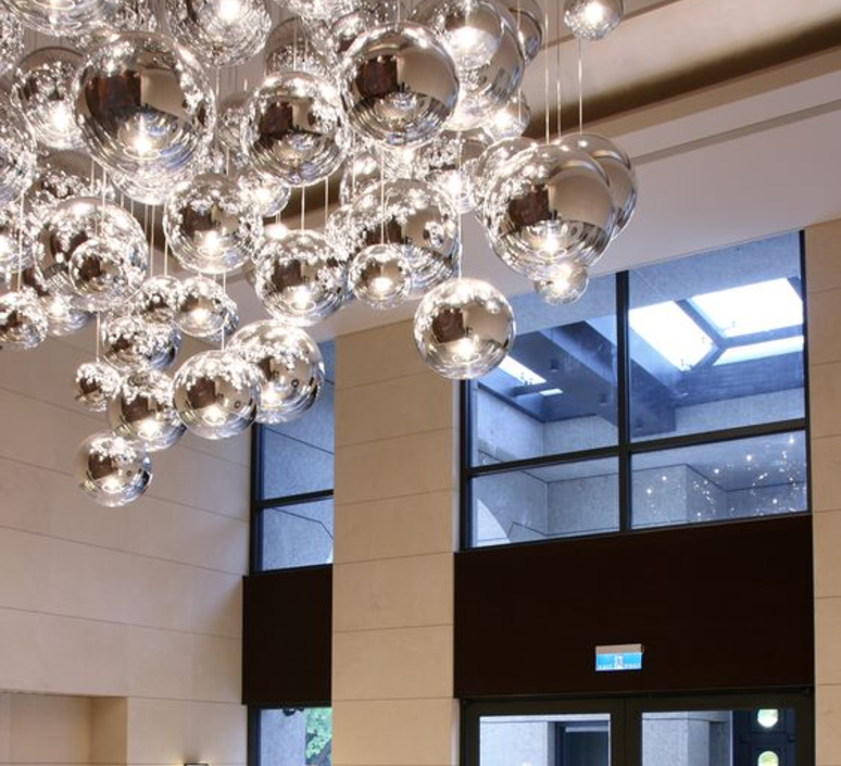 Mirror ball tom dixon suspension pendant light  tom dixon mbb25aeu   design signed 36841 product