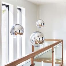 Mirror ball tom dixon suspension pendant light  tom dixon mbb25aeu   design signed 36843 thumb