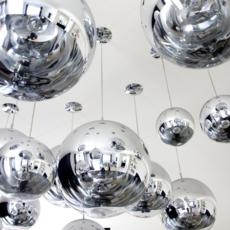 Mirror ball tom dixon suspension pendant light  tom dixon mbb25aeu   design signed 36844 thumb