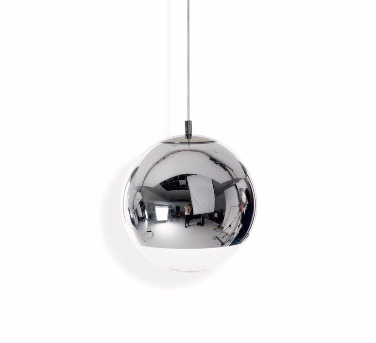 Mirror ball tom dixon suspension pendant light  tom dixon mbb25aeu   design signed 36845 product