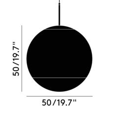 Mirror ball tom dixon suspension pendant light  tom dixon mbb50aeu   design signed 36855 thumb