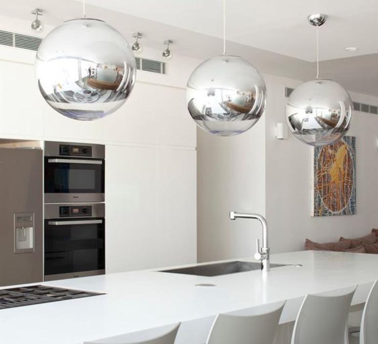 Mirror ball tom dixon suspension pendant light  tom dixon mbb50aeu   design signed 36856 product