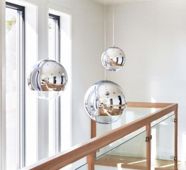 Mirror ball tom dixon suspension pendant light  tom dixon mbb50aeu   design signed 36859 product