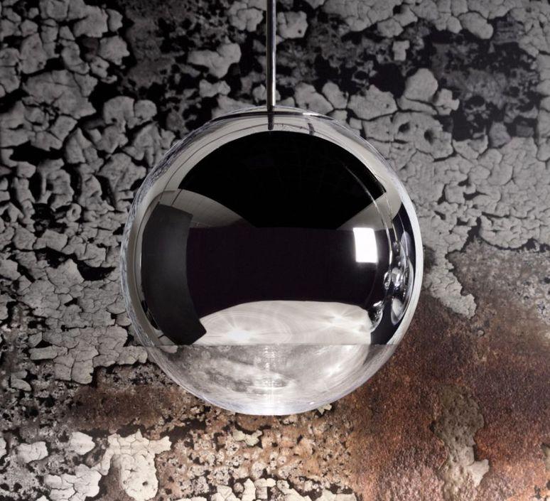 Mirror ball tom dixon suspension pendant light  tom dixon mbb50aeu   design signed 48608 product