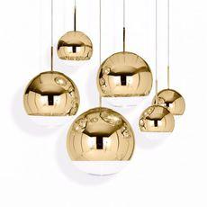 Mirror ball tom dixon suspension pendant light  tom dixon mbb25geu  design signed 48573 thumb