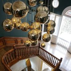 Mirror ball tom dixon suspension pendant light  tom dixon mbb40geu  design signed 48575 thumb