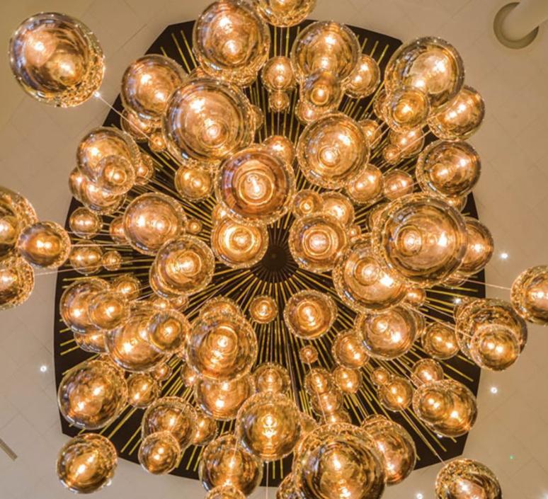 Mirror ball tom dixon suspension pendant light  tom dixon mbb40geu  design signed 48576 product