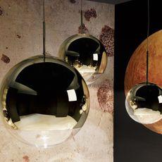 Mirror ball tom dixon suspension pendant light  tom dixon mbb40geu  design signed 48577 thumb