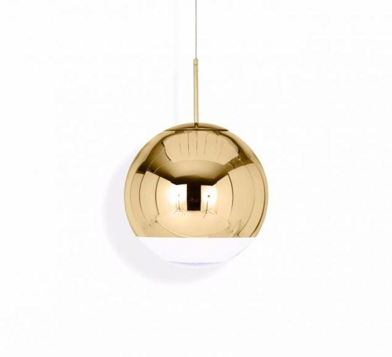 Mirror ball tom dixon suspension pendant light  tom dixon mbb40geu  design signed 48580 product