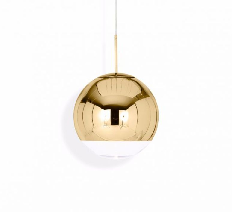 Mirror ball tom dixon suspension pendant light  tom dixon mbb40geu  design signed 48581 product