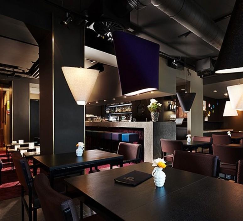 suspension mnm violet h40cm innermost luminaires nedgis. Black Bedroom Furniture Sets. Home Design Ideas