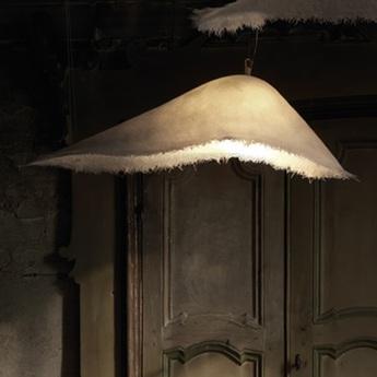 Suspension moby dick beige l90cm karman normal